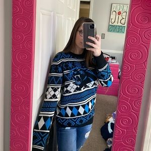 carolina panthers sweater